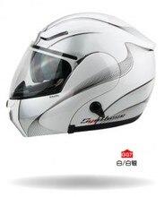 2016 Новый ЗЕВС undrape Motorcross Мотоциклетный шлем многофункциональный мотоцикл шлемы, изготовленные из ABS zs-3000a