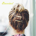 Hot Gold Silver Hair Clip Hair Accessories Headpiece korean cute hair clip Drop Shipping Special Design LS60