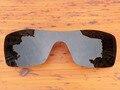 Reemplazo de Lentes Para gafas de Sol Batwolf Marco de policarbonato-Negro 100% de Protección UVA y UVB