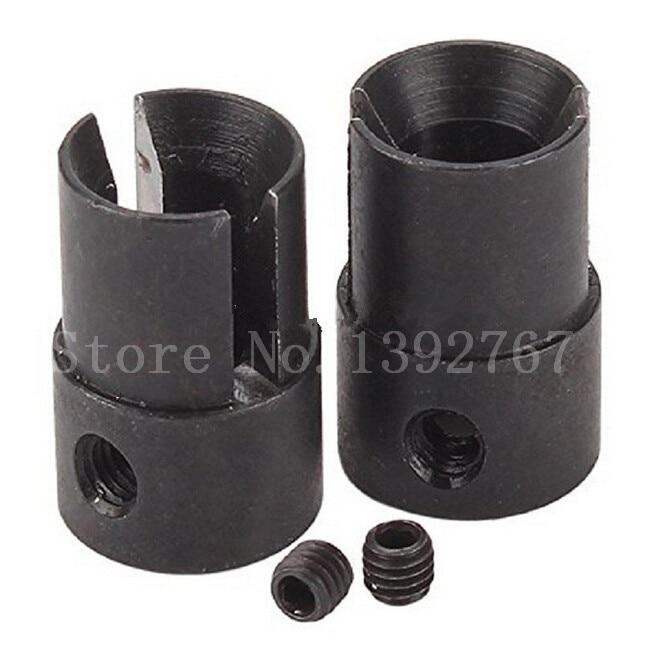 HSP 02016 2Pcs <font><b>Universal</b></font> <font><b>Joint</b></font> <font><b>Cup</b></font> <font><b>B</b></font> / Set Screws For 1:10 RC Model Car Spare Parts