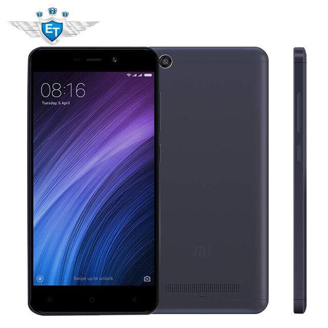 Globale Version Original Xiaomi Redmi 4A 4 Eine 2 GB 32 GB Snapdragon 425 Quad Core Smartphone 5,0 Zoll 13.0MP 3120 mAh OTA MIUI 8,5