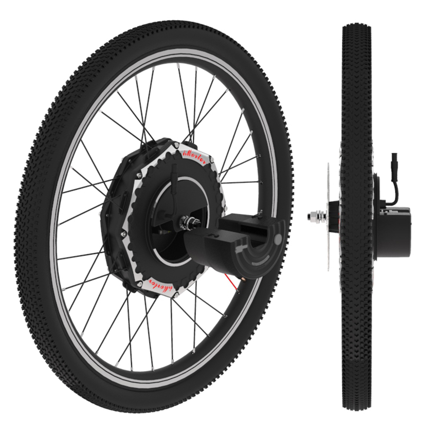 24V350W концентратора двигатель для велосипеда imortor все в одном Электрический колесный двигатель e велосипед conversion kit с 2 батареи комплект велос
