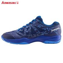 Kawasaki Новая Профессиональная Обувь для бадминтона для мужчин и женщин Спортивная обувь дышащая подушка кроссовки K-357d