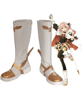 Fate Grand Order Fate Apocrypha Astolfo Cosplay Shoes Anime Boots Custom Made