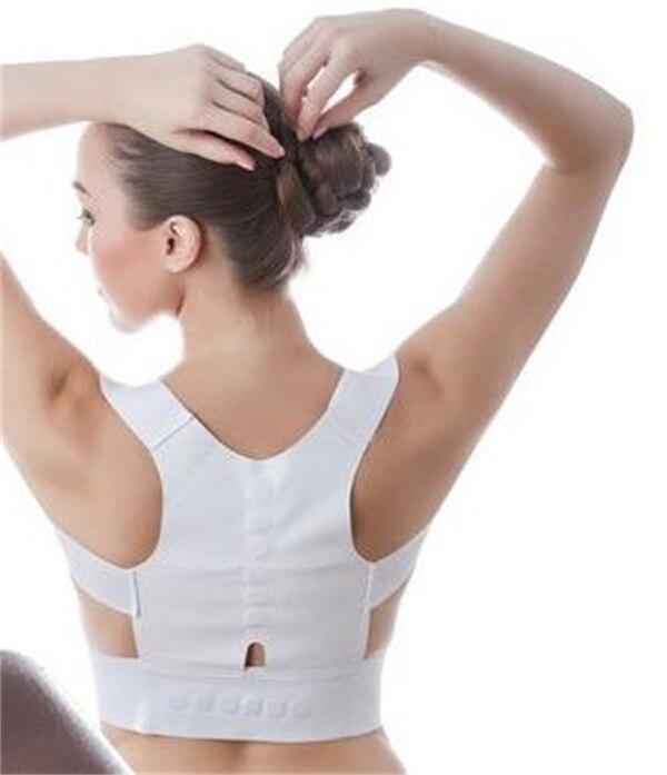 Réglable Retour Posture Correcteur Soutien de La Colonne Vertébrale Brace Retour Support D'épaule Ceinture Posture Correction Ceinture Correctives Hommes Femmes