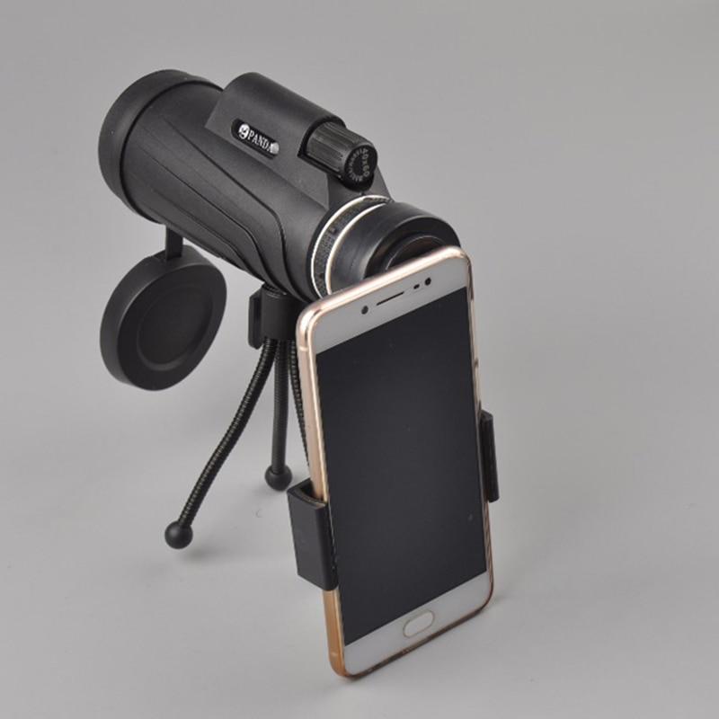 40x60 monocular com telescopios tripe profissional militar 03