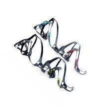 2016 nueva fcfb fw full carbon fiber camino de mtb bicicleta ciclismo water bottle holder jaula de carbono botella jaula