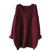 Female Winter Sweater Women O-neck Plus Size Solid Pullover Sweater Woman Long Selleve Sweater Women Tops T1 realshe long sleeve sweater women turn down collar buttons solid sweater women winter sweater woman pullover 2019 female sweater
