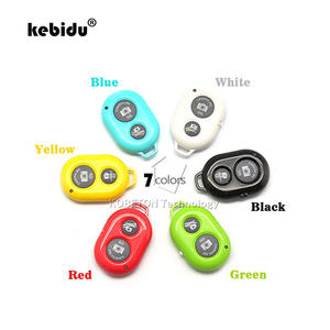 kebidu Universal Wireless Bluetooth Camera Shutter For iPhone IOS