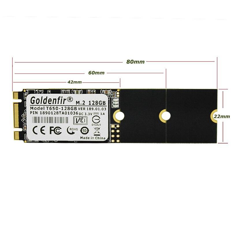 M.2 SATA 256 GB 128 GB HDD 22*42/60/80mm NGFF M2 64 GB SSD für Laptop Notebook CUBE i7 Stylus Oberfläche Pro 256 GB 128 GB SSD NGFF M2