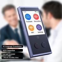 CTVMAN 75 Language Instant Voice Translator Language Translator In Real Time Smart Voice Translator Portable Instant Translators