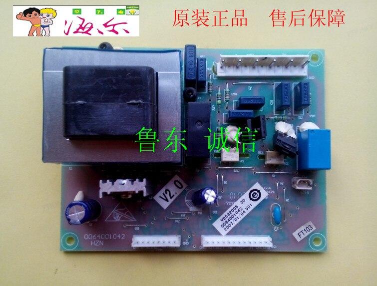 Haier refrigerator power board control board main control board 0064001042 original BCD-209S A238BC haier refrigerator power board master control board inverter board 0064000489 bcd 163e b 173 e etc