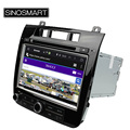 SINOSMART 1.6GHz, Quad Core 8'' Android 5.1 Car DVD GPS Navigation for Volkswagen Touareg after 2010 with Canbus