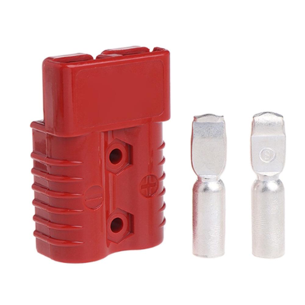 Vehemo 175A 600 В мощность разъем Мощность Разъем железной дороги электрические системы механическое оборудование для высокий ток Plug - Цвет: red
