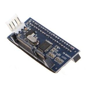 "Image 3 - Ide para serial ata sata 3.5 ""conversor adaptador hdd paralelo ao disco rígido serial"