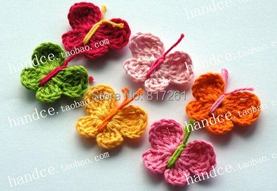 envo libre piclot crochet encaje de fieltro para la decoracin de navidad rbol