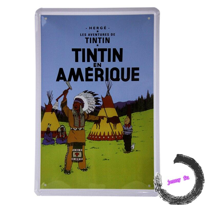 Online Buy Wholesale tintin comic from China tintin comic Wholesalers ...