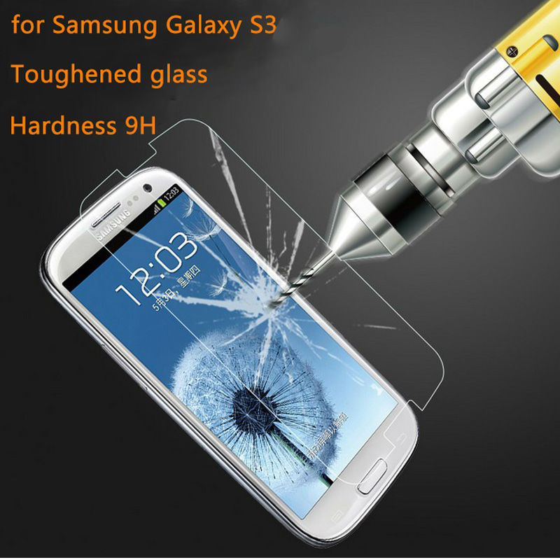 0.27mm σκληρυμένο γυαλί HD για Samsung Galaxy S3 - Ανταλλακτικά και αξεσουάρ κινητών τηλεφώνων - Φωτογραφία 4