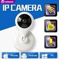 HD 720 P 1.0MP Беспроводная Ip-камера WIFI Ик-Ночного Видения Два Way Audio Plug Play CCTV Камеры Наблюдения Onvif P2P Посмотреть Крытый