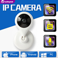 HD 720 P 1.0MP Câmera IP Sem Fio WIFI IR-Cut Night Vision Two Way Audio Plug Play Vigilância CCTV Câmera Onvif P2P Vista Interior