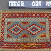 modern woven carpet rugs and carpets for home Afghan carpet gc131yg13(China)