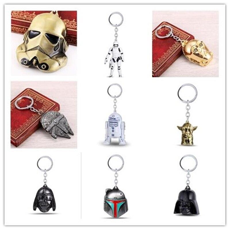 LEGO Star Wars BB-8 Minifigure Keychain NEW FreeShipping Key Chain 853604