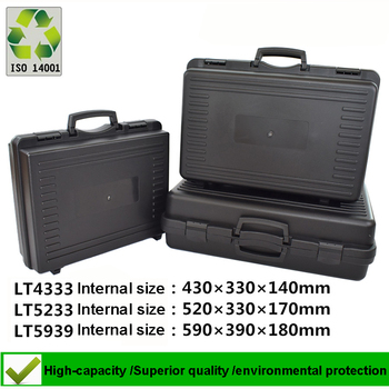 Functional toolbox safety box instrument Tool case toolbox Impact resistant sealed box with sponge shipping free