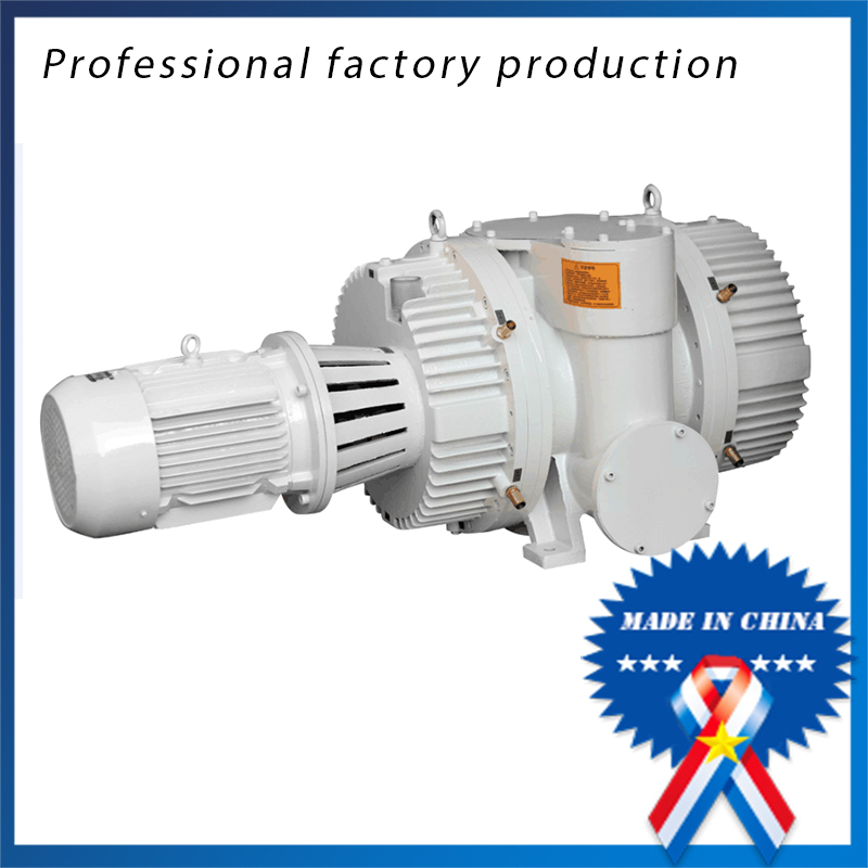High Pump Speed 2500L/S Roots vacuum pump Mechanical Booster Pump ZJ(P)-2500