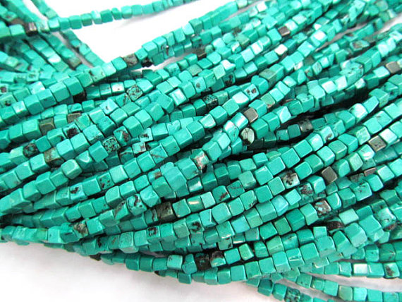 high quality bulk turquoise beads cubic suqare diamond tibetant jewelry bead focal 4mm --5strands 16inch/Lhigh quality bulk turquoise beads cubic suqare diamond tibetant jewelry bead focal 4mm --5strands 16inch/L