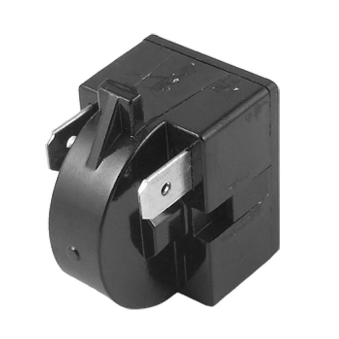 promotion plastic case 22 ohm 2 pins ptc starter relay. Black Bedroom Furniture Sets. Home Design Ideas