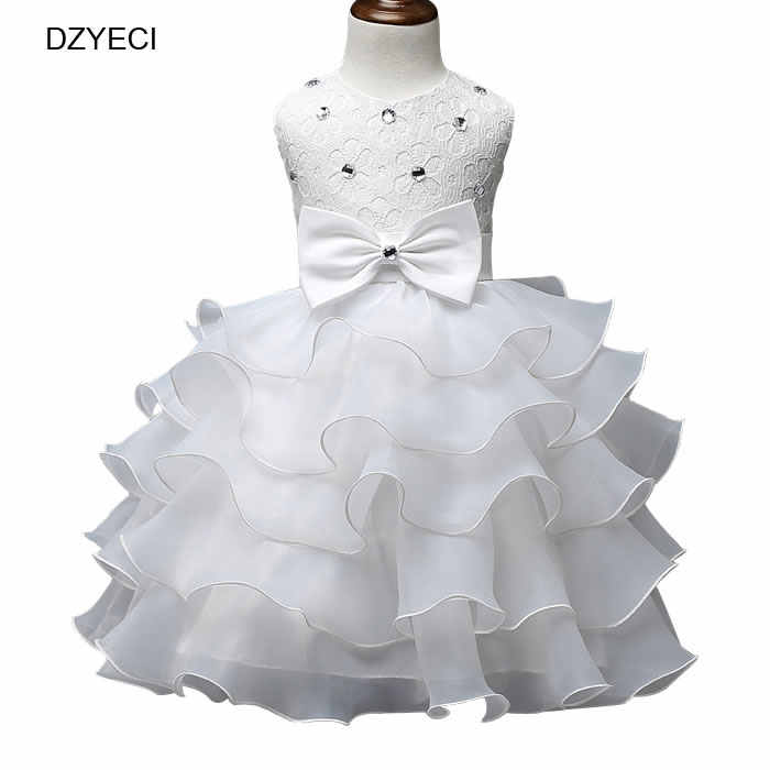 f21cce56e659 Detail Feedback Questions about 2018 Summer Bow Dress For Baby Girl ...