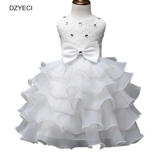 dernière sélection meilleur choix ventes spéciales € 11.87 5% de réduction|2018 été arc robe pour bébé fille Costume petite  beauté nouveau Deguisement Carnaval enfant demoiselle d'honneur cérémonie  ...