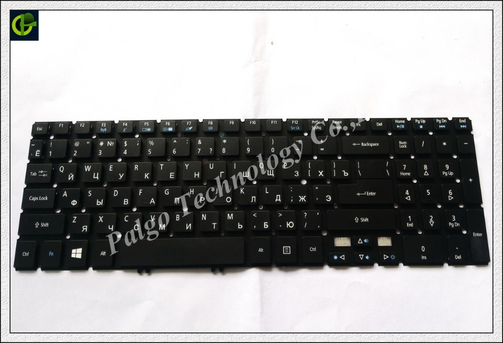 Russian Keyboard for Acer Aspire M3 M5 M5-581T M5-581G M5-581PT M5-581TG M3-581T M3-581PT M3-581PTG RU Black keyboard