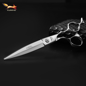 "Image 5 - KUMIHO 2019 YWB 70 7"" Professional Slicing Hair Scissors Willow Shape Hair Shears Free ship"