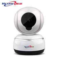 HD 720P Wireless IP Camera Wifi Night Vision Camera IP Network Security Camera CCTV PTZ Rotatable