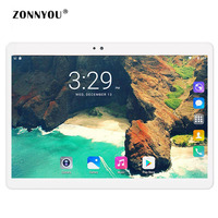 10 Tablet Pc Android6 0 Octa Core 4GB RAM 32GB Tablette 3G Call Lte Phone Call