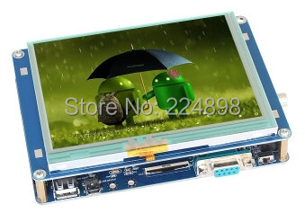 Оптоэлектронный дисплей ARM11 S3C6410 ok6410/5,6 LCD