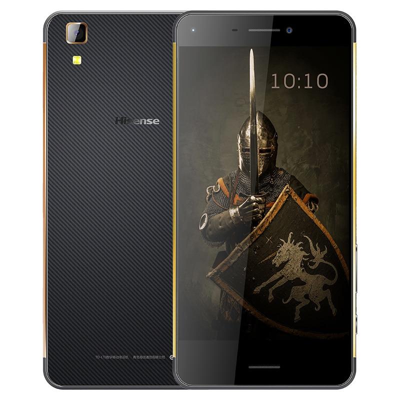 """bilder für Original Hisense Telefon IP68 Wasserdicht Stoßfest Handy Android 7 4 GB RAM 64 GB ROM Octa-core 16MP 5,2 """"Dual-sim-karte Schnellladung"""