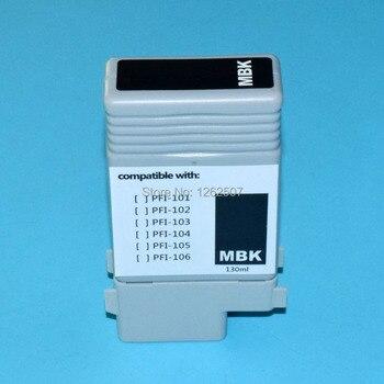 ¡Sin Chip! Cartucho de tinta compatible vacío para canon pfi 102 caja de tinta sin chip para canon ipf605 ipf610 ipf500 ipf720 ipf600