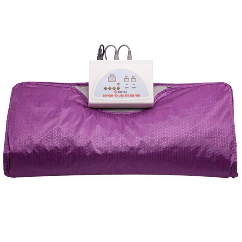 Massaggio Seabuckthorn di disintossicazione e di drenaggio di acido spazio coperta Al Vapore sacchetto di strumento Speciale per la Famiglia salone di bellezza - 2