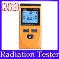Testador de medidor de radiação detectar radioactividade Detectores de Radiação Eletromagnética contador geiger GM3120 BENETECH Marca