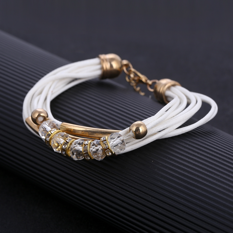 Leather Bracelet for Women HTB1EFu0a