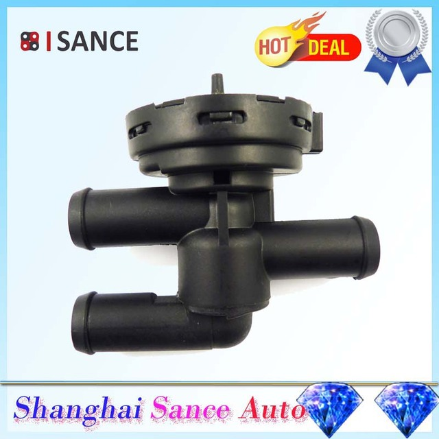 Isance Heater Control Valve Coolant Bypass For Saab Cadillac Catera Jpg X