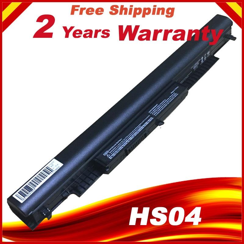 Laptop battery HS03 HS04 for HP 255 245 250 240 G4 Pavilion 14 15 HSTNN-IB4L HSTNN-LB6V HSTNN-LB6U HSTNN-IB6L HSTNN-PB6T 14 8v battery hs03 hs04 for hp 240 245 246 250 255 256 g4 14g 14q 15g 15q 15t 15z 15 ac500 807957 001 hstnn lb6u hstnn lb6v