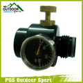Paintball Regulator for Co2 & Compress Air Pressure Control Input pressure 1500psi and Output Pressure 0-200psi