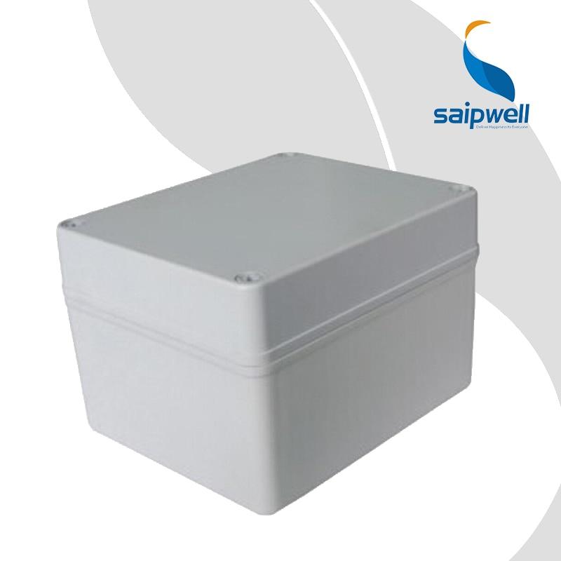 waterproof plastic ABS enclosure junction box 170 140 110mm SP 02 171411