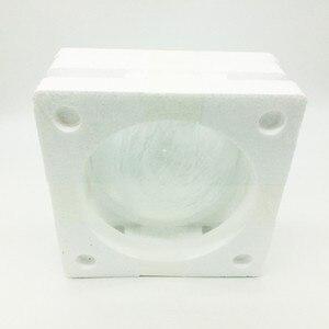 Image 5 - Caméra de Surveillance dôme PTZ ip 6 pouces, 167x88mm, caméra de sécurité dôme en plastique acrylique, haute vitesse, boîtier transparent, couvercle anti poussière
