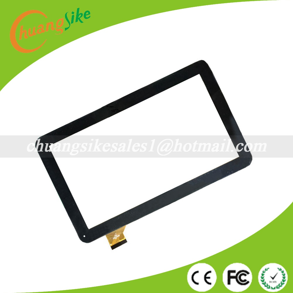 A+10.1 inch Touch Screen For Oysters T102MS 3G Tablet Touch Panel Digitizer Glass Sensor Replacement Random code a 7 inch touch screen for mystery mid 703g tablet touch panel digitizer glass sensor ^ random code