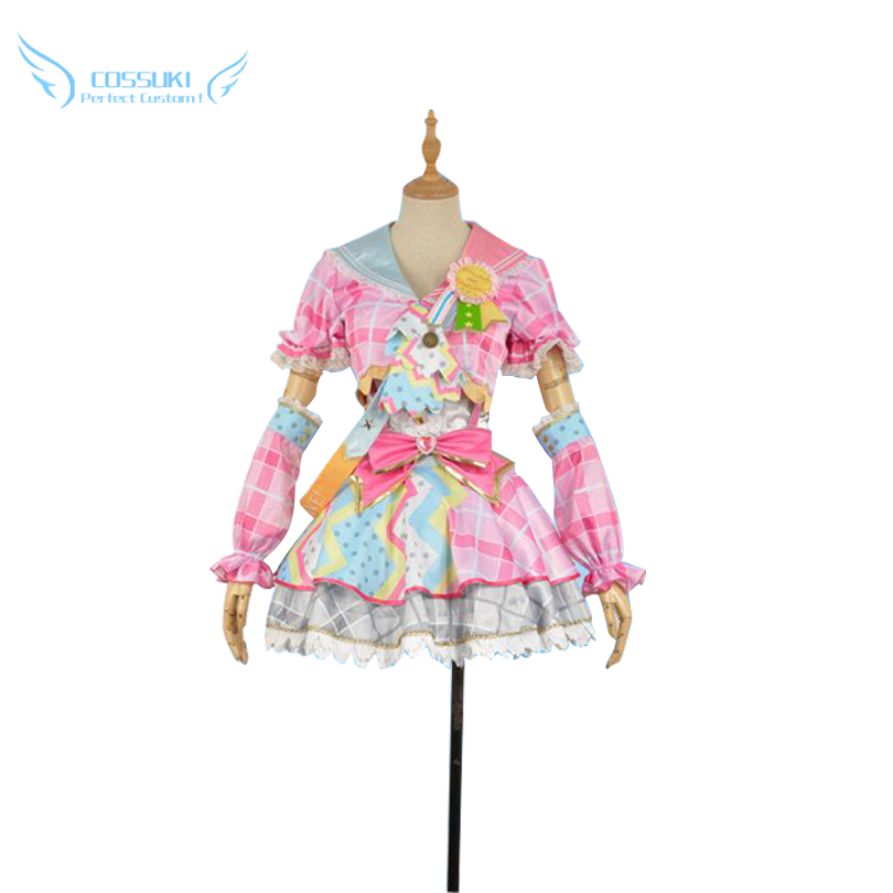 Lovelive Hanayo Koizumi Cosplay Costume Stage Performence Clothes , Perfect Custom for You !