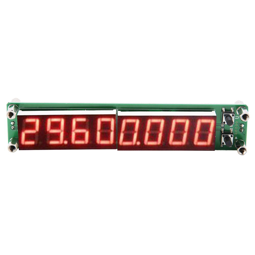 PLJ-8LED-H RF Signal Frequency Counter Cymometer Tester Module 0.1~1000MHz